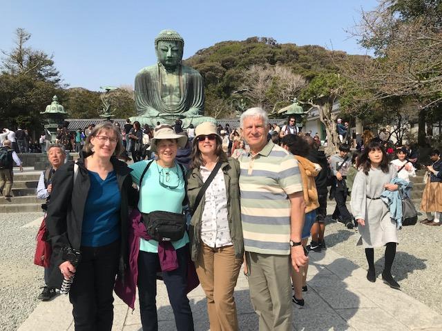 Daibutsu Statue Kamakura