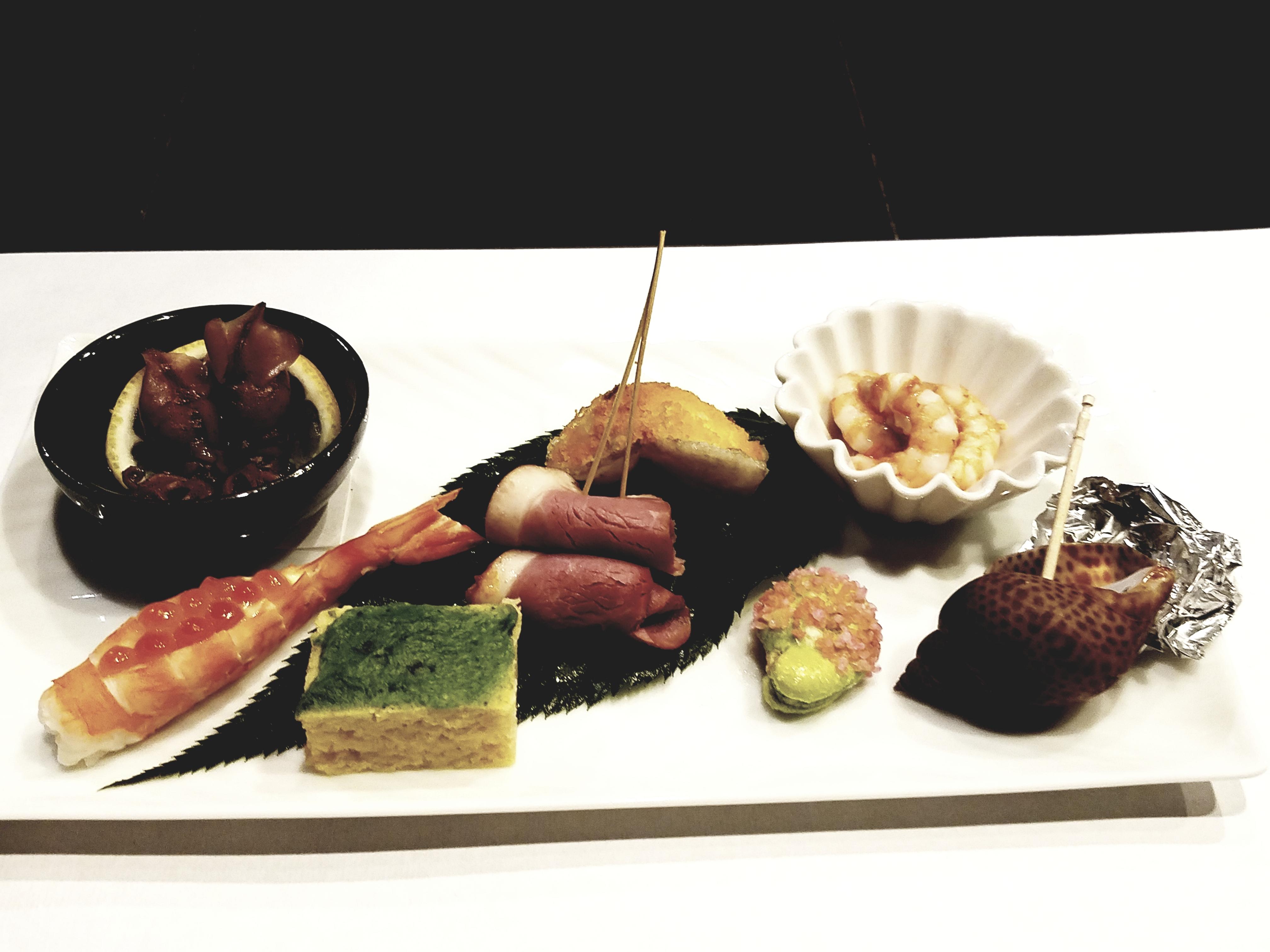 Watanabe Inn Dinner 2