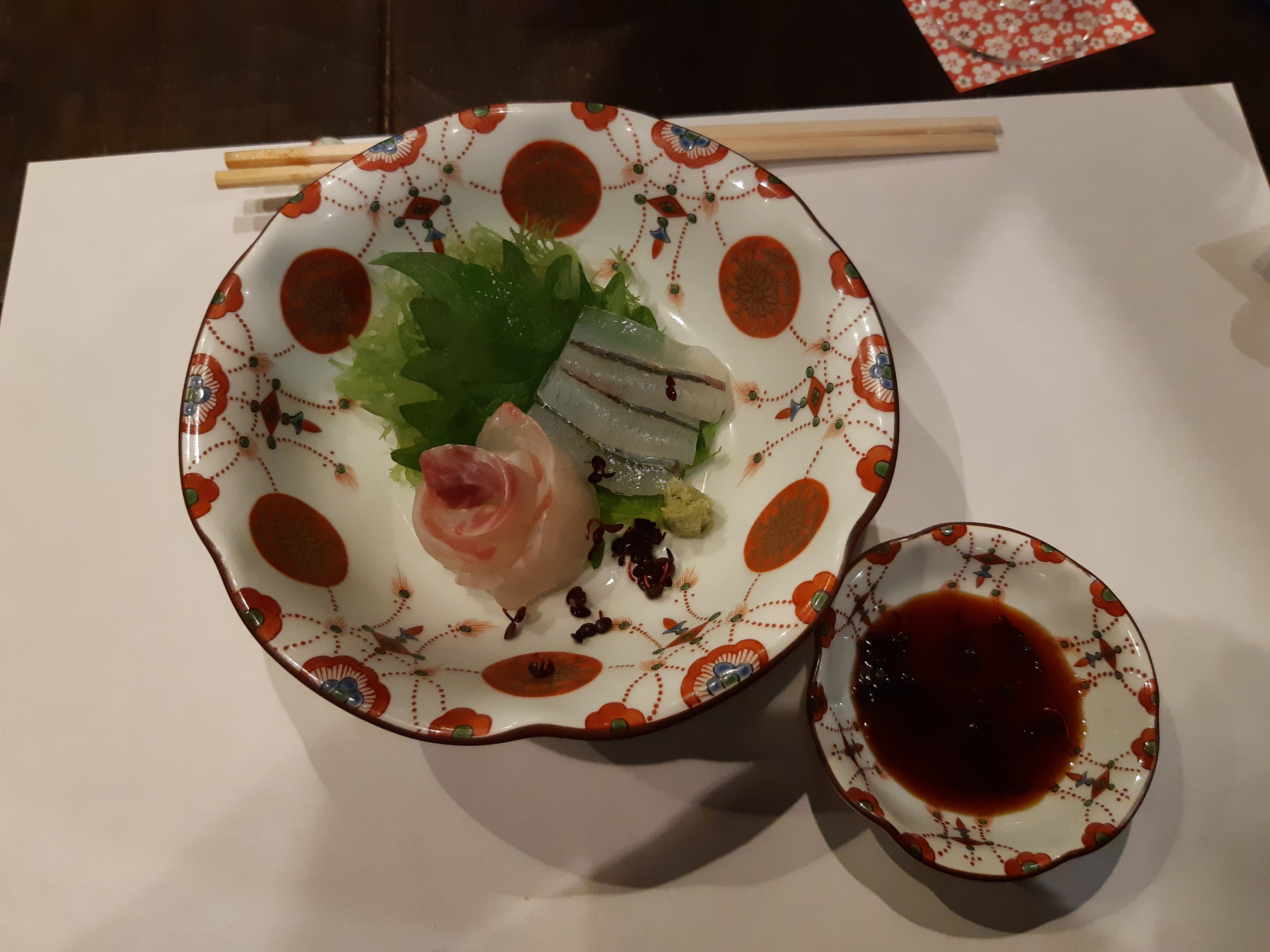 Watanabe Inn Dinner 5