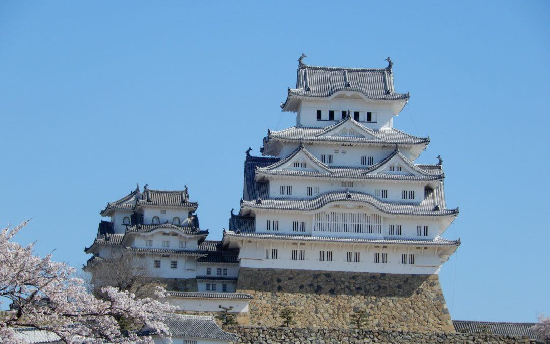 Hiroshima and Himeji Castle