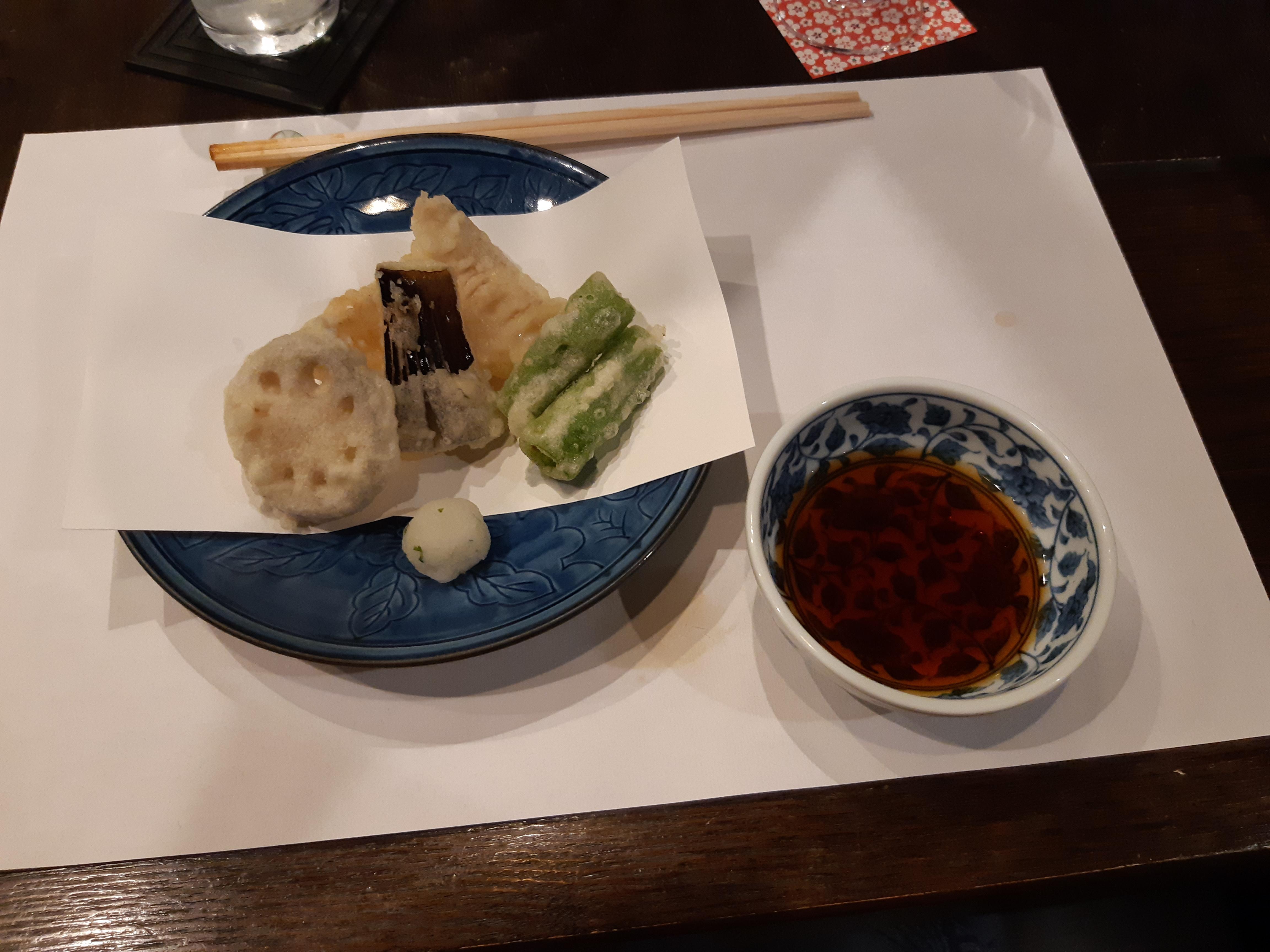 Watanabe Inn Dinner 7