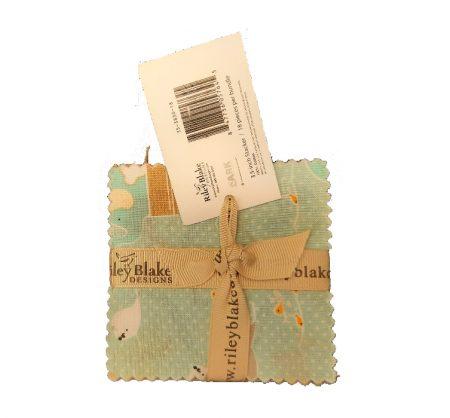 Mini Charm Pack - Fabric Shopping Tips